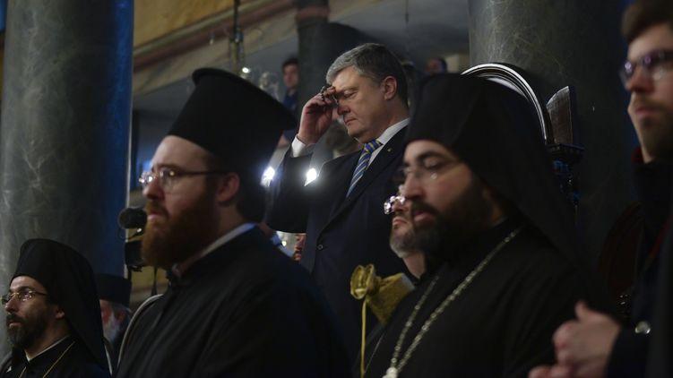 «Явление святого Нарика»: как запорожцы отреагировали на получение Томоса и присутствие на церемонии «авторитета» из Днепра