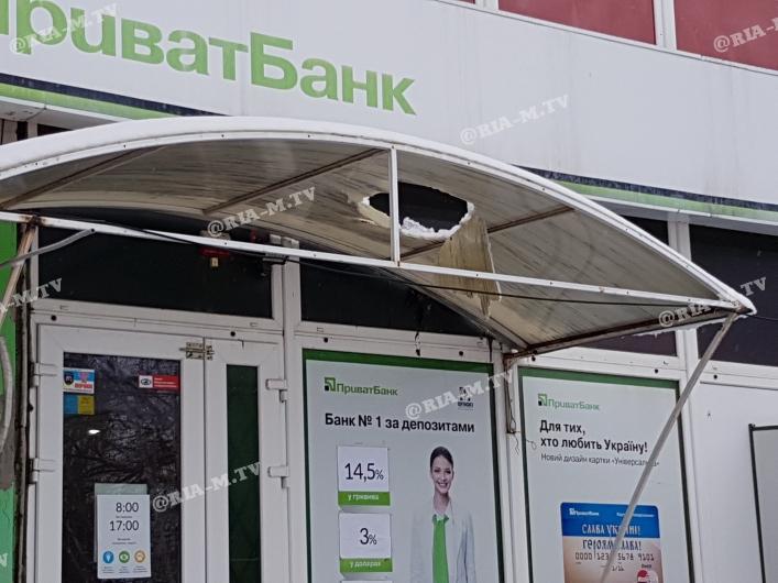 Опасность над нами: в Запорожской области произошло ЧП из-за сосульки (ФОТО)