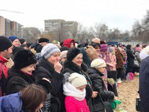 Выпускание голубей, купания и призыв не поддаваться на провокации СМИ: как прошел «Запорожский Иордан» (ФОТО)