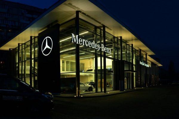 «АвтоКапитал» выиграл суд против экс-дилера Mercedes-Benz в Запорожье
