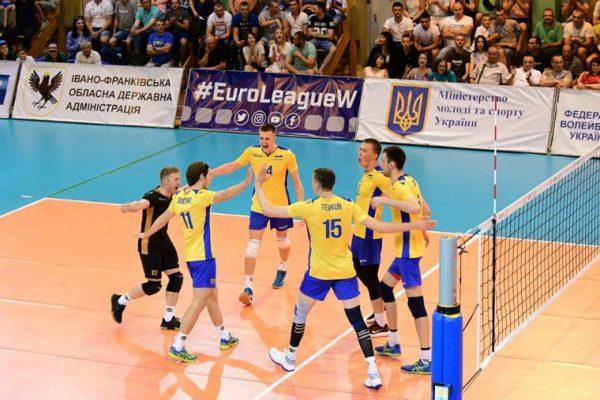Европейский волейбол возвращается в Запорожье