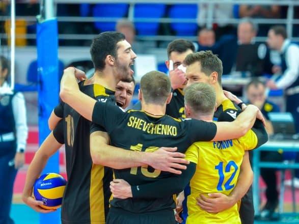 В Запорожье пройдут матчи Золотой Евролиги по волейболу