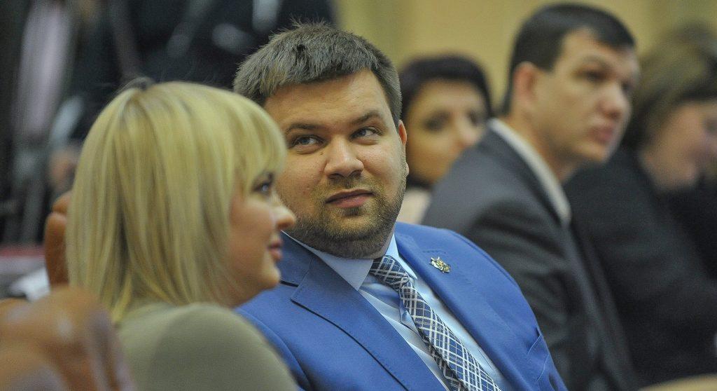 Романа Мазурика уволили с должности прокурора