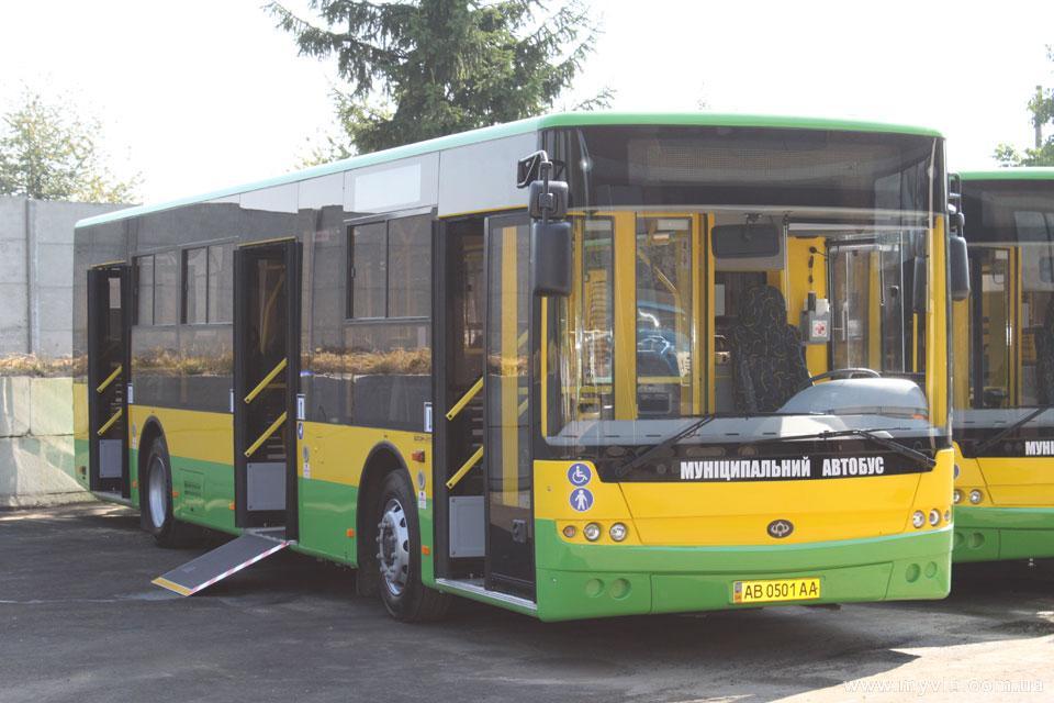 Мэр Мелитополя отложил покупку больших автобусов: виноваты выборы и безвиз (ВИДЕО)
