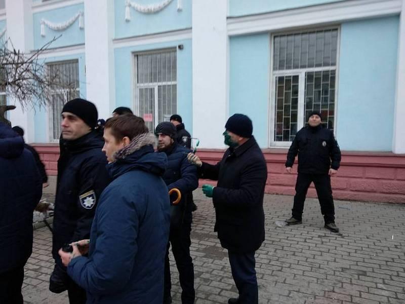 Запорожский губернатор прокомментировал инцидент с кандидатом в президенты Вилкулом