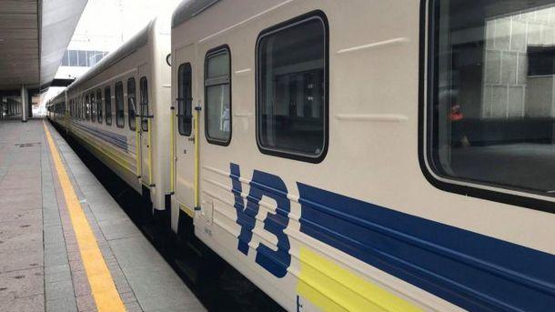 Купе из Запорожья в Киев: в  дорогом и новом поезде Укрзалізниці не оказалось воды для работы туалетов (ФОТО)