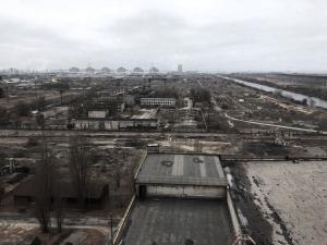 В Запорожской области закончились съемки триллера (ВИДЕО)