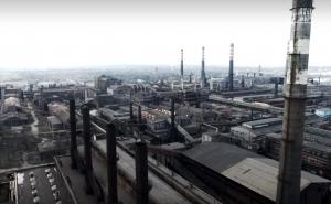 В сети появилось атмосферное видео «Мордора по-запорожски» с высоты птичьего полета (ВИДЕО)