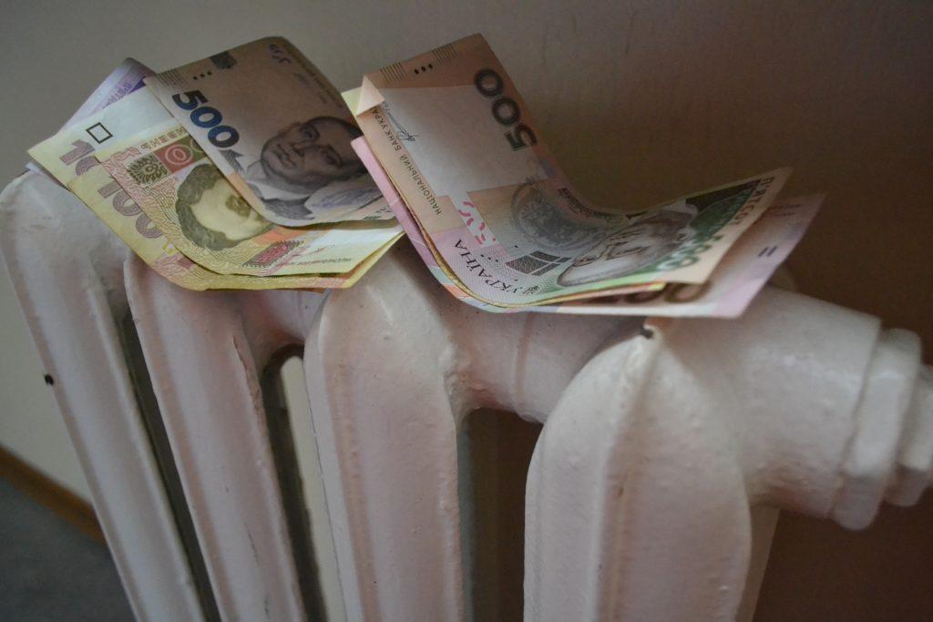 «Идет война с бедностью»: запорожцы делятся январскими  платежками за тепло