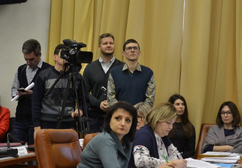 Реконструкция Ладожской: запорожскому активисту не дали слово на сессии горсовета (ФОТО)