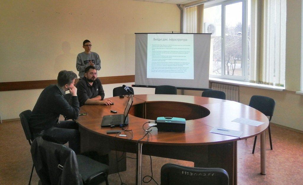 В Запорожье предлагают перестроить одну из главных улиц Бородинского микрорайона