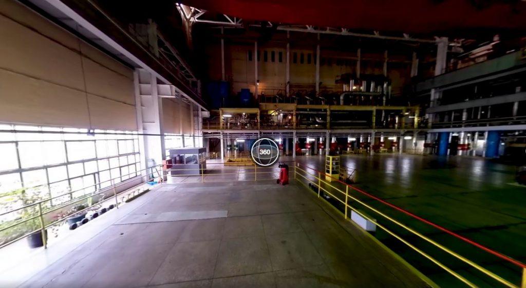 Появилась возможность посетить 3D прогулку по Запорожской АЭС