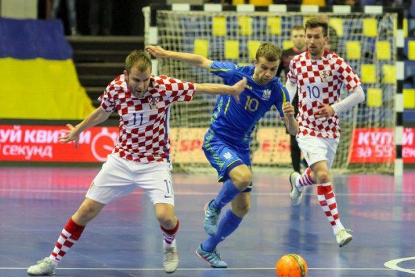 Сборная Украины сыграет с Хорватией в Запорожье