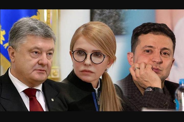 После оружейного скандала Порошенко начал терять позиции в президентском рейтинге