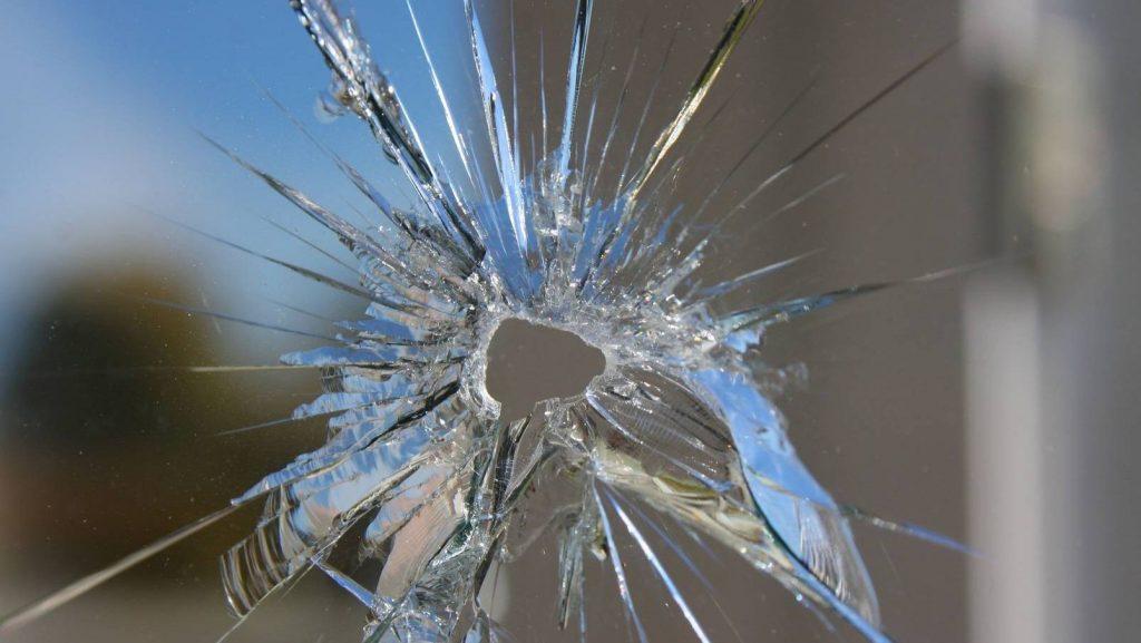 В Запорожье обстреляли муниципальный автобус с пассажирами