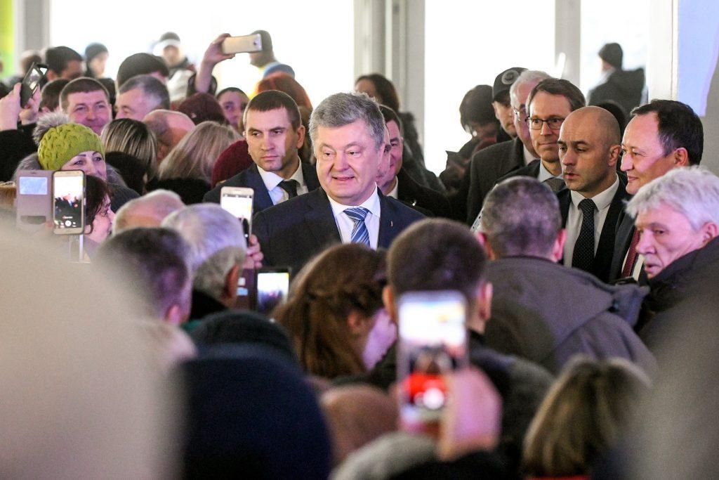 Визит Порошенко в Запорожье, или почему президент проиграет выборы в регионе