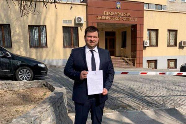 Война прокуроров: Мазурик предложил Романову пройти полиграф (ФОТО)
