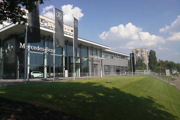 В конфликте с экс-дилером Mercedes-Benz в Запорожье поставлена точка