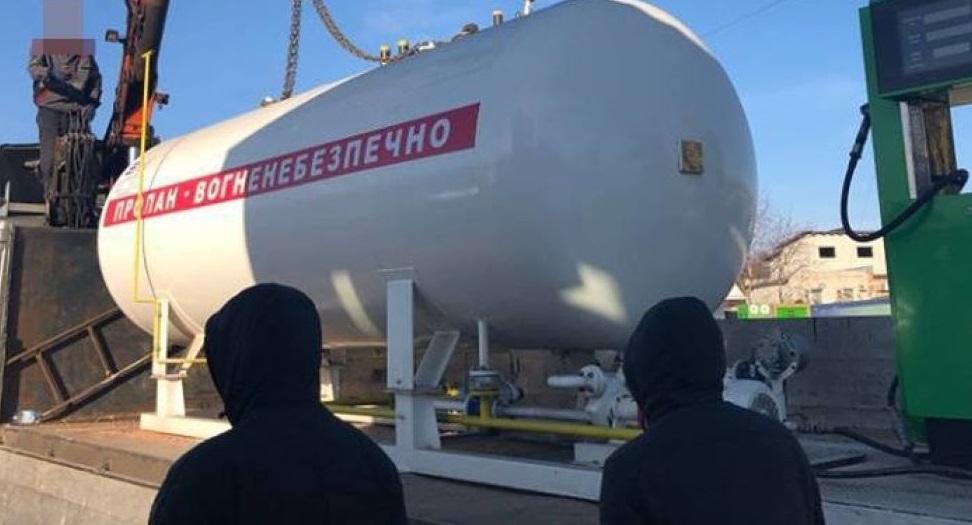 Обыски у мелитопольских контрабандистов российского газа оказались сорваны (СХЕМА)