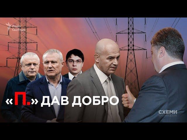 «П. дал добро»: как с участием Игоря Кононенко обворовывали «Запорожьеоблэнерго» (расследование «СХЕМ»)