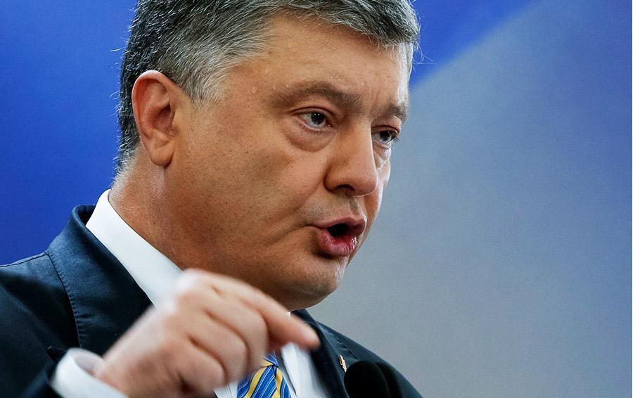 Порошенко вспомнил, что «дебаты — это не страшно», но не хочет арбитром Тимошенко (ВИДЕО)