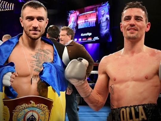 Ломаченко нокаутировал Кроллу и защитил все свои титулы (ВИДЕО)