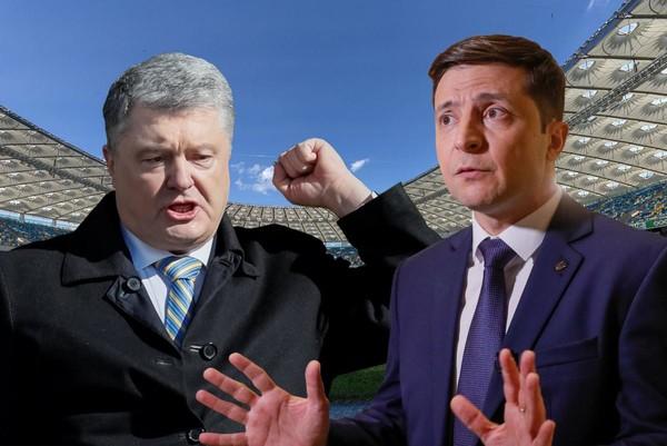 «Порошенко из президента стал шоуменом»: Зеленский записал новый ролик (ВИДЕО)