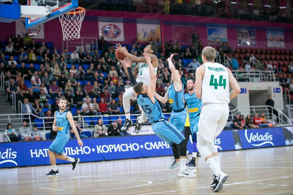 БК «Запорожье» стал бронзовым призером Суперлиги