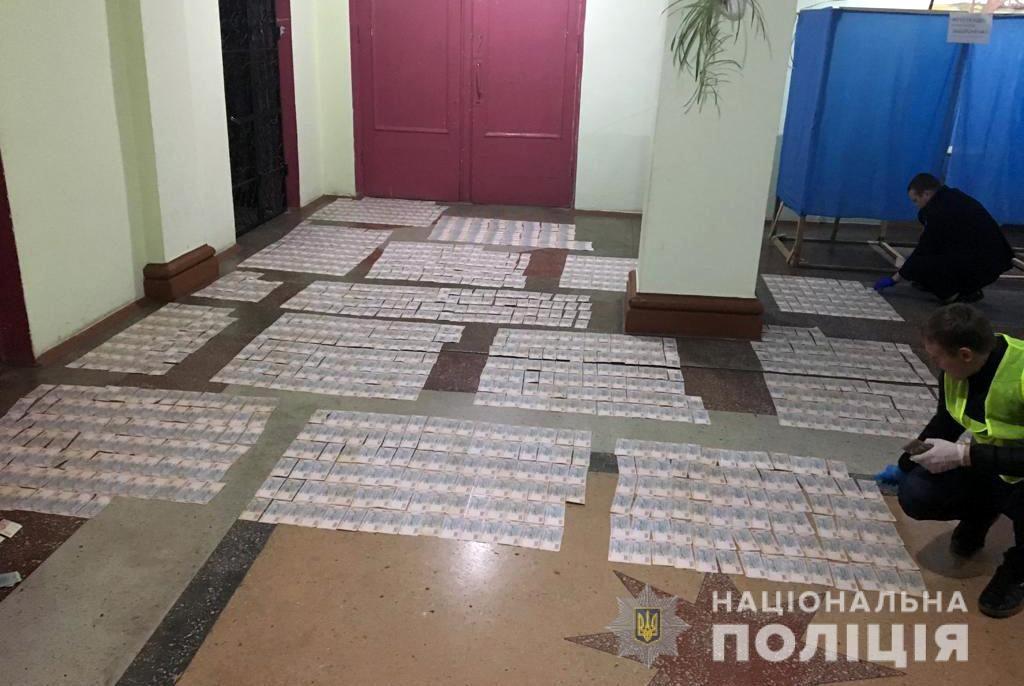Кандидат П. не сдается: полиция на Волыни и Черниговщине зафиксировала подкуп избирателей (ФОТО, ВИДЕО)