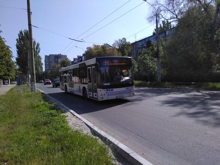 Как прошел первый рабочий день нового автобусного маршрута №94 (ФОТО)