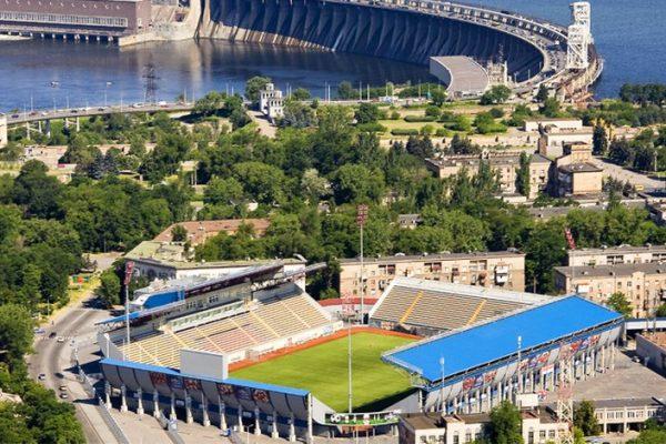 Финал Кубка Украины: FAN DAY в Запорожье