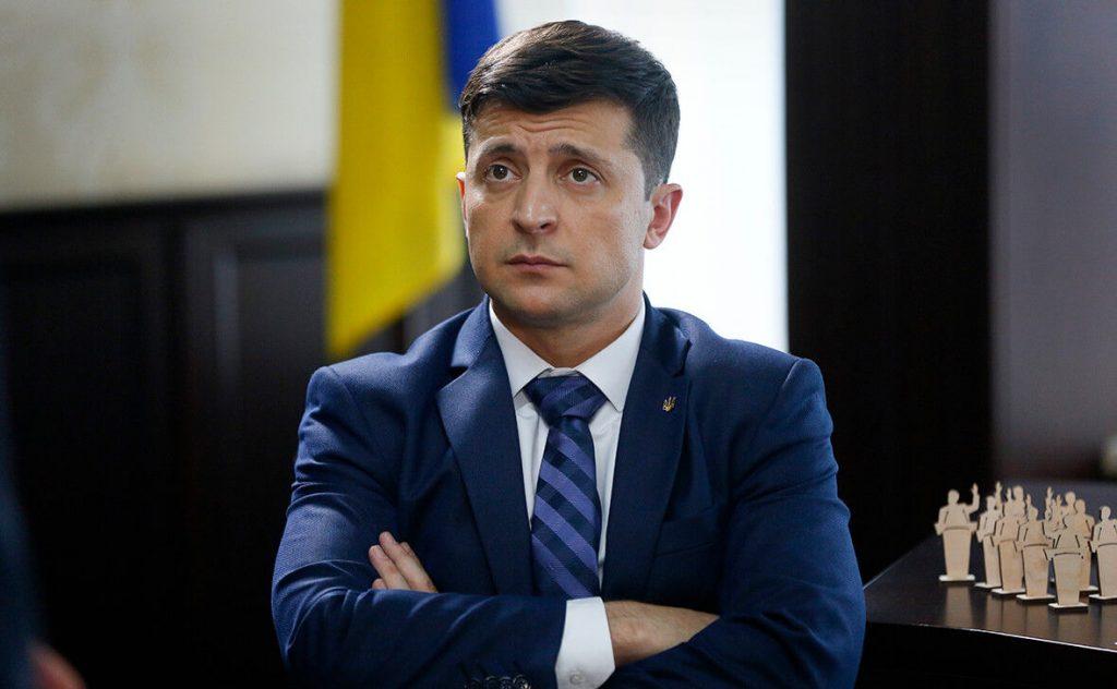 В Киеве проходит инаугурация Зеленского (ПРЯМОЙ ЭФИР)