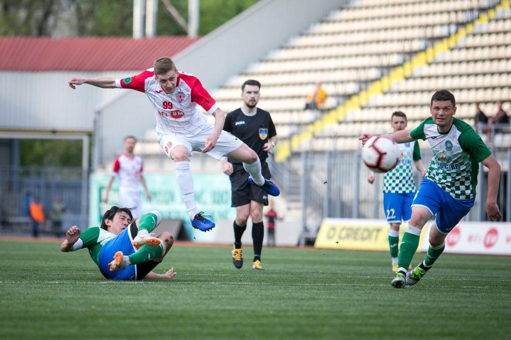 Запорожский «Металлург» оказался в шаге от Первой лиги (ВИДЕО)