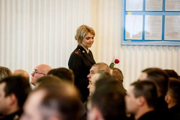 Молода дівчина, старша лейтенантка ГУ ДСНС у Запорізькій області перенесла складну операцію: потрібна допомога