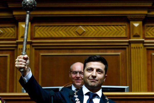 Зеленский подписал указ о роспуске Верховной Рады