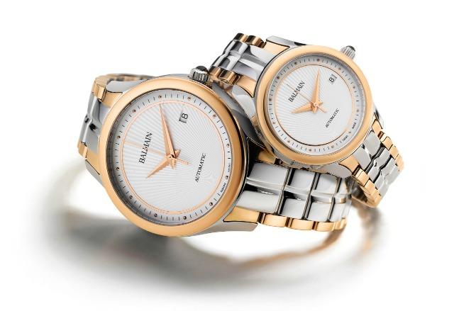 Разнообразие наручных часов Balmain от Злато