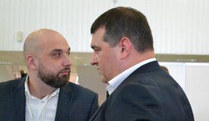 Трем запорожским нардепам хотят запретить выезд из страны