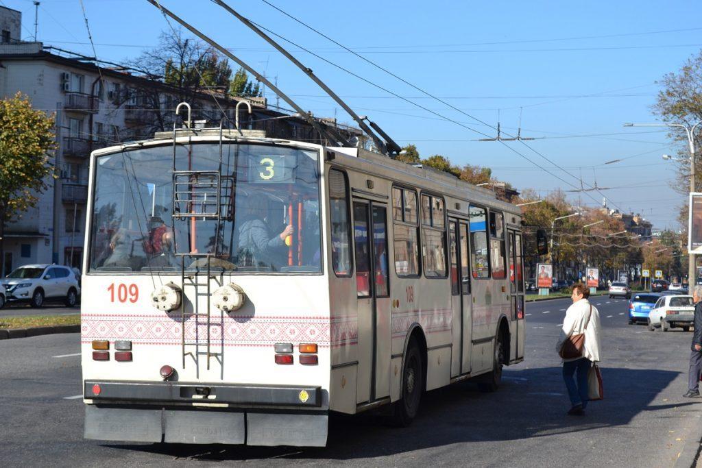 Владимир Буряк считает, что «Запорожэлектротранс» сможет собирать троллейбусы