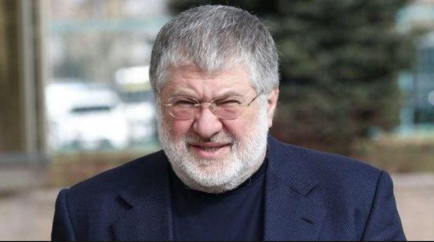 В Украину вернулся Коломойский
