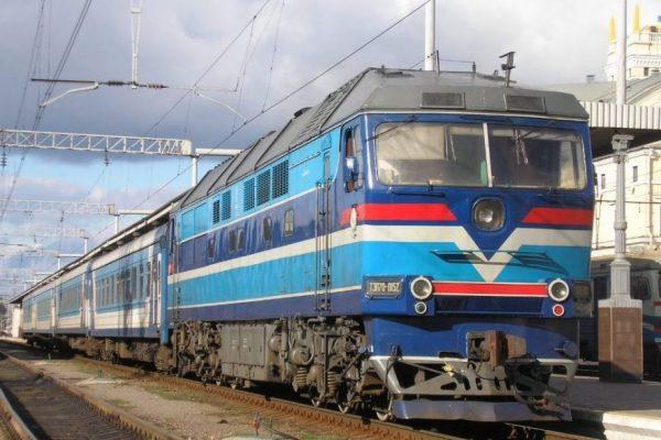 Укрзализныця на летнее время запустила еще один поезд в Бердянск