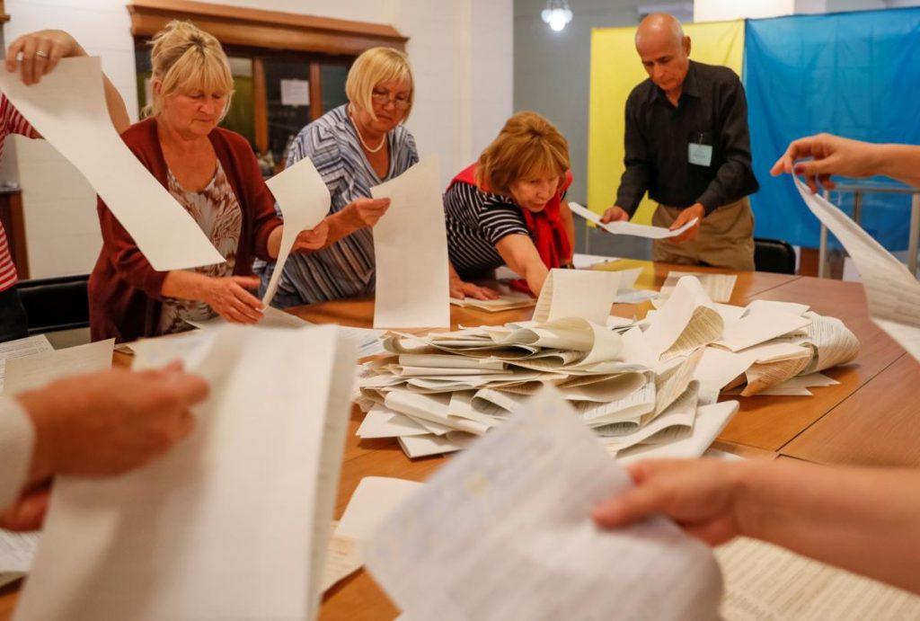 Пономарев или Боговин: что происходит в Бердянске с подсчетом голосов