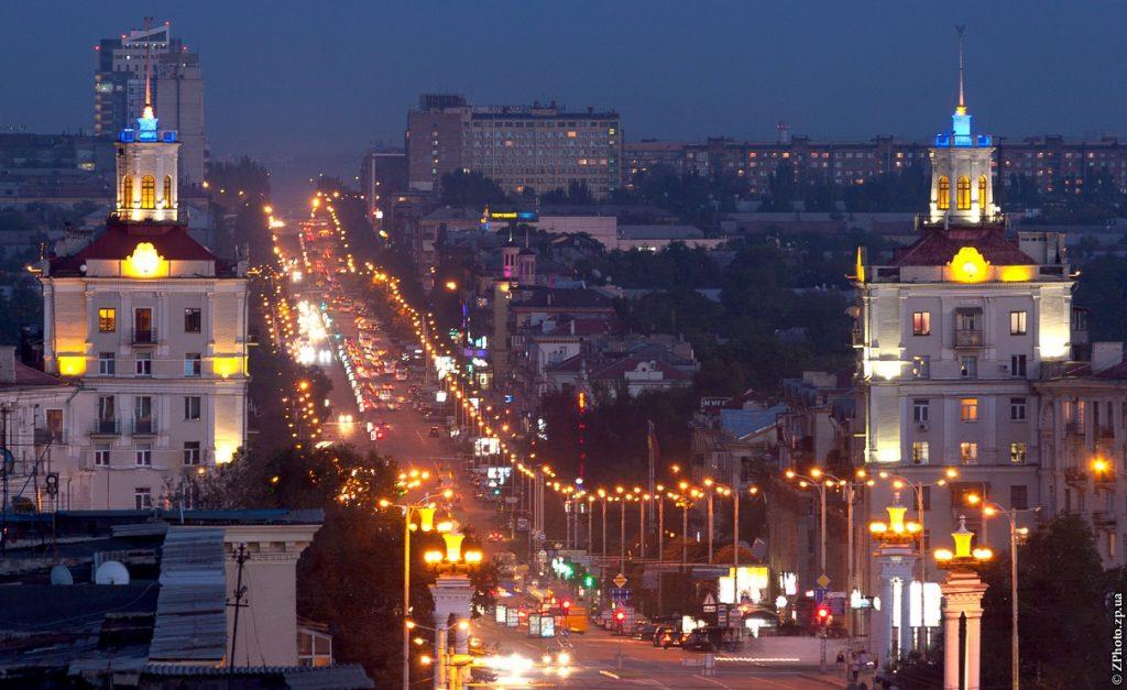 Чтобы привлечь внимание: на сайте президента появилась петиция о переносе столицы в Запорожье