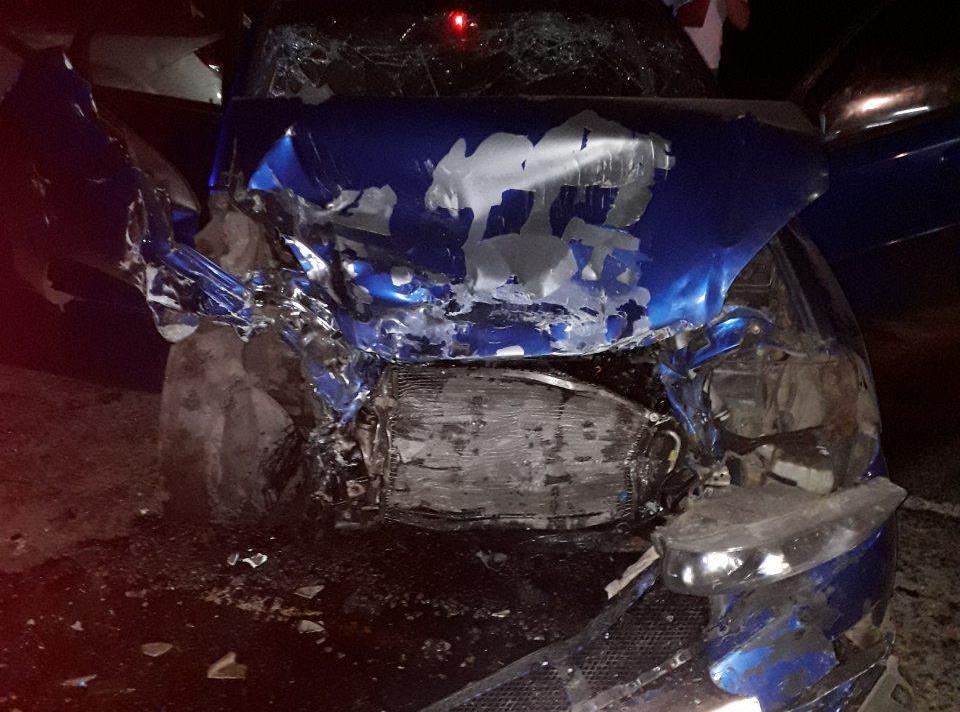 В Запорожье случилось ДТП: пассажирку деблокировали, несколько пострадавших (ФОТО)