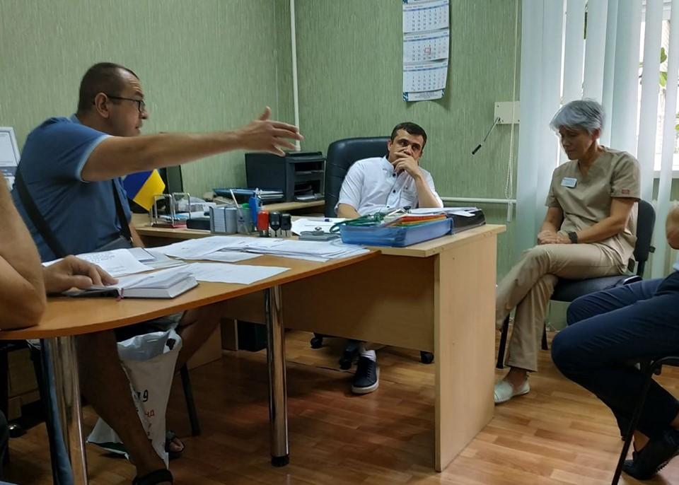 Деньги и лоббирование «своих» стоит выше жизней пациентов в Запорожской облбольнице (ФОТО, ВИДЕО)