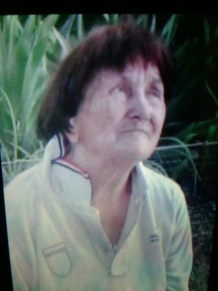 Ушла из дома босиком: в Запорожье пропала бабушка (ФОТО)