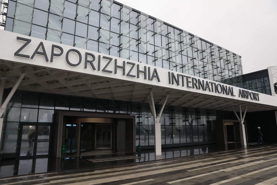 В запорожском аэропорту достроили новый терминал: как сейчас выглядит (ФОТО)
