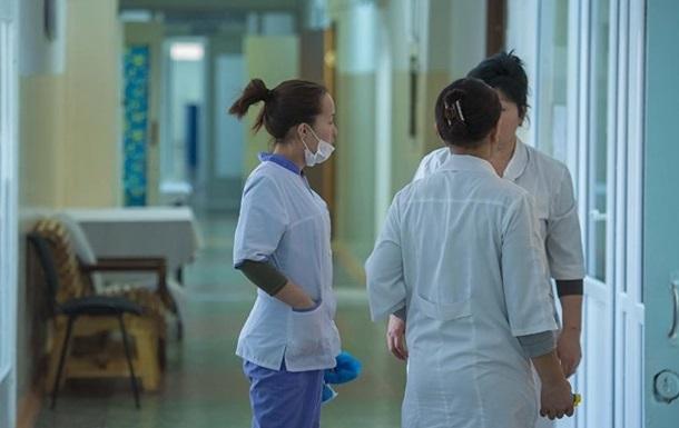 Под Запорожьем мужчину госпитализировали с подозрением на коронавирус