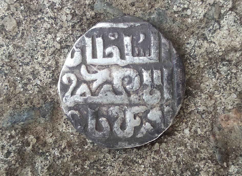 В Запорожской области обнаружили монеты Золотой Орды (ФОТО)