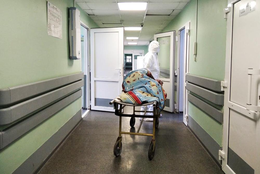 Когда в Украине прогнозируют пик заболеваемости на COVID-19