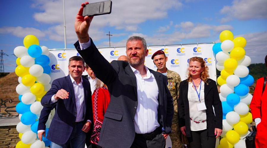 В запорожской «ЕС» определились, кто из депутатов идет в облсовет, а кто — в горсовет